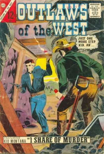 Outlaws of the West 48