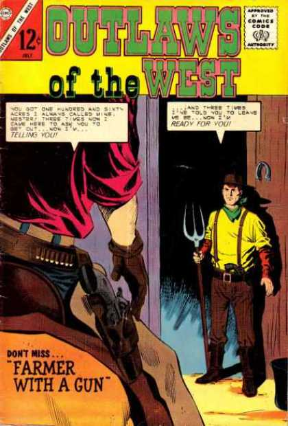 Outlaws of the West 49