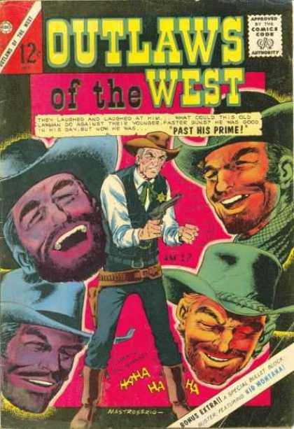Outlaws of the West 54