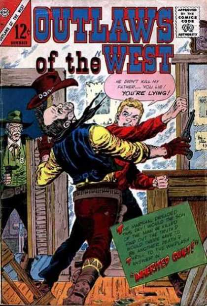 Outlaws of the West 56