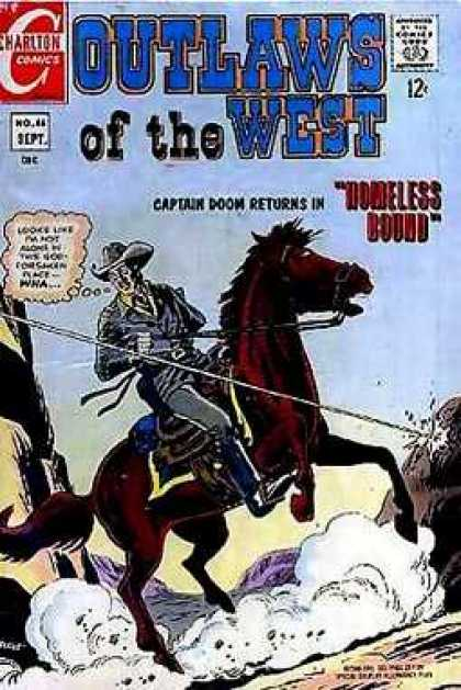 Outlaws of the West 66 - Boywboy - Horse - Riding - Old West - Nay