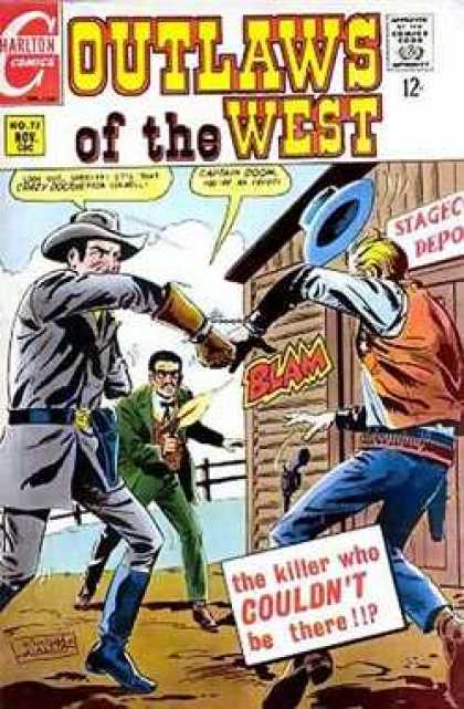 Outlaws of the West 72