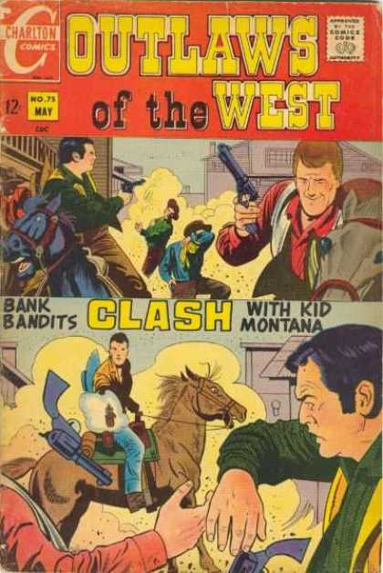 Outlaws of the West 75