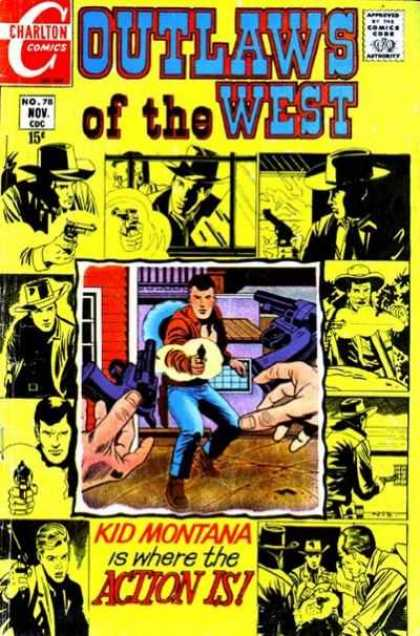 Outlaws of the West 78