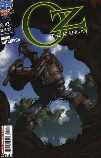 Oz the Manga 3 - Ap Mangacom - Aug05 3 - 299 - David Hutchison - 20 Years