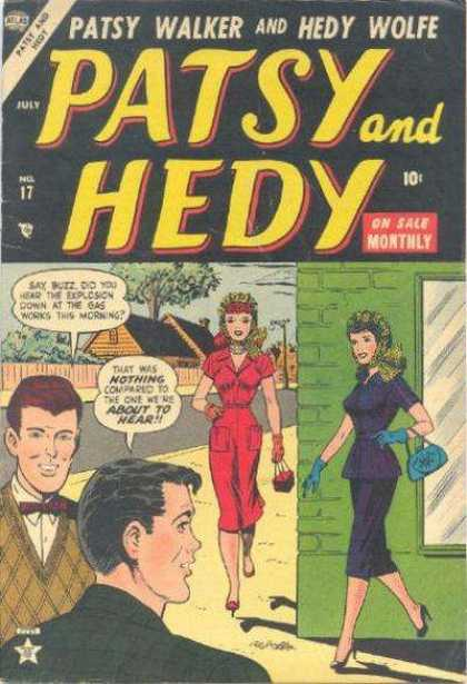 Patsy and Hedy 17 - Patsy And Hedy - Double Date - Back In The Day - Lady In Red - Lets Pick Them Up