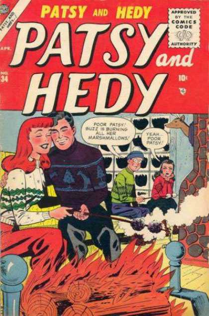 Patsy and Hedy 34