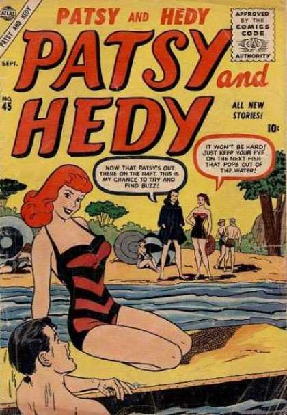 Patsy and Hedy 45