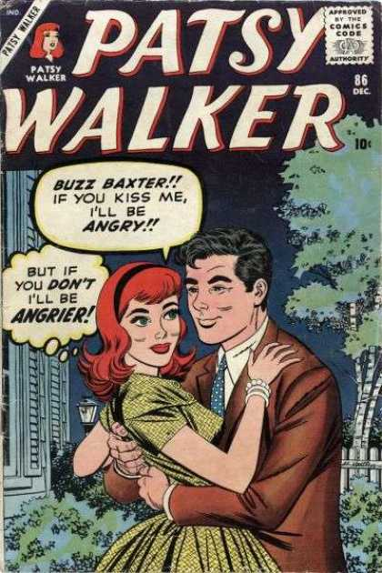 Patsy Walker 86 - The War Of Love - Wrong Now Right Then - True Love - Serependipity - Let This Be The First Of Many Kisses