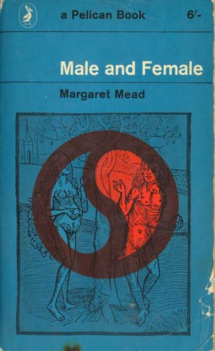 Pelican Books - 1962: Male and Female (Margaret Mead)