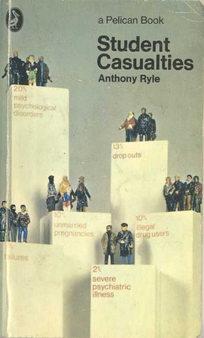 Pelican Books - 1973: Student Casualties (Anthony Ryle)