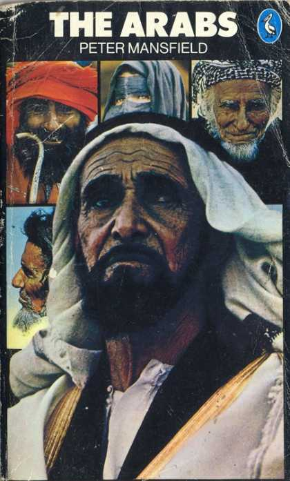 Pelican Books - 1978: The Arabs (Peter Mansfield)
