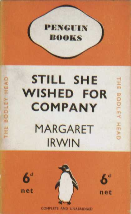 Penguin Books - Still She Wished For Company