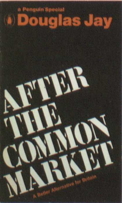 Penguin Books - After the Common Market