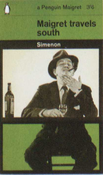 Penguin Books - Maigret Travels South