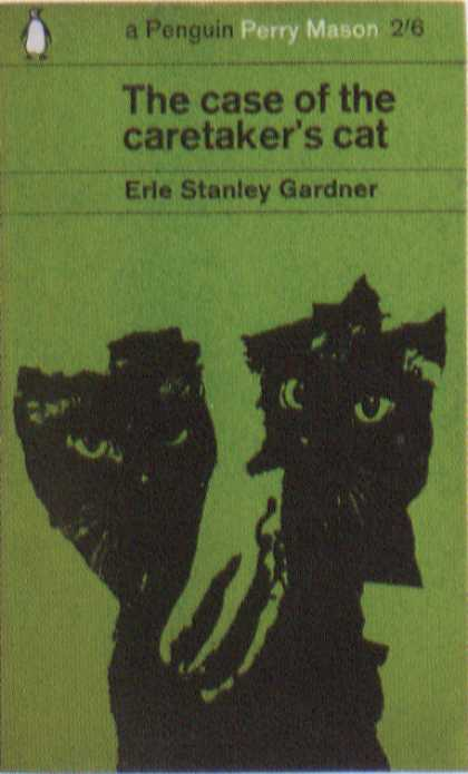 Penguin Books - The Case of the Caretaker's Cat
