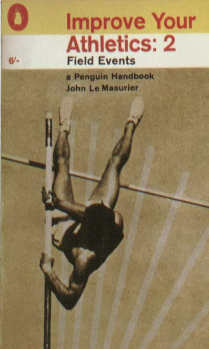 Penguin Books - Improve Your Athletics: 2