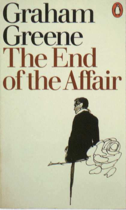 Penguin Books - The End of the Affair