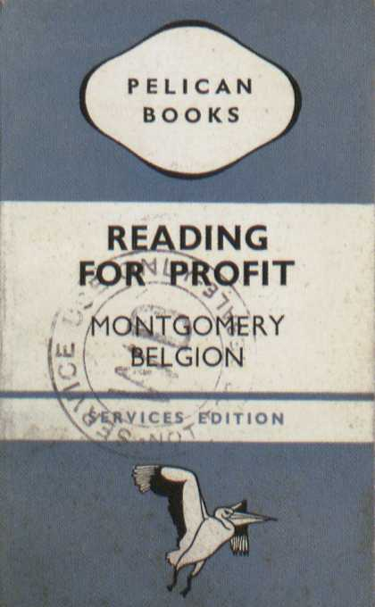 Penguin Books - Reading for Profit