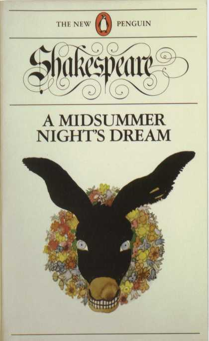 Penguin Books - A Midsummer Night's Dream