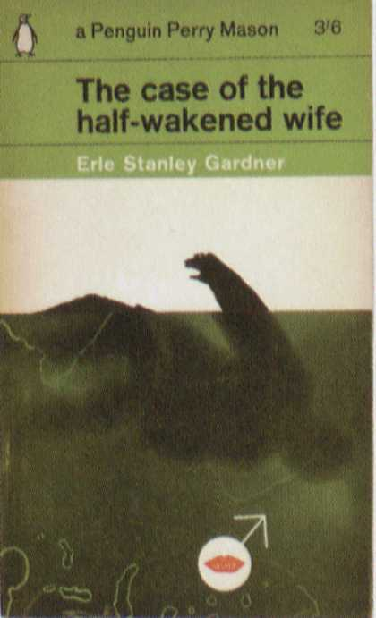 Penguin Books - The Case of the Half-Wakened Wife