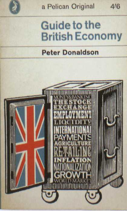 Penguin Books - Guide to the British Economy