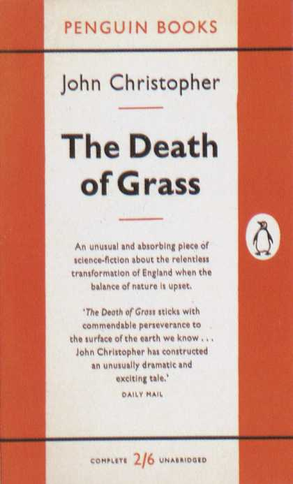 Penguin Books - The Death of Grass