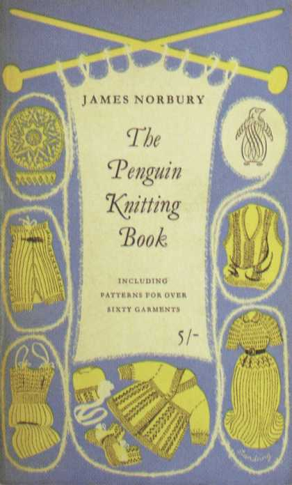 Penguin Books - The Penguin Knitting Book