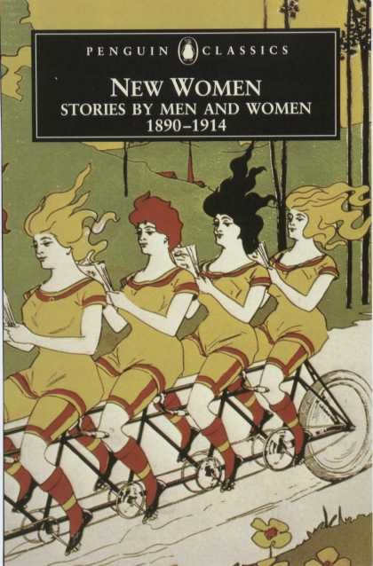 Penguin Books - New Women: Stories by Men and Women