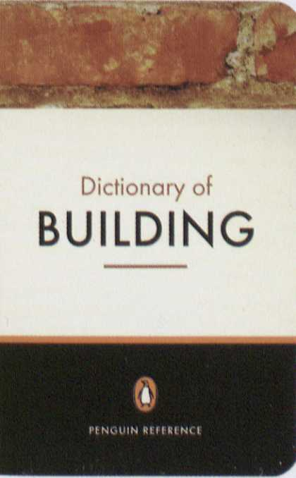 Penguin Books - Dictionary of Building