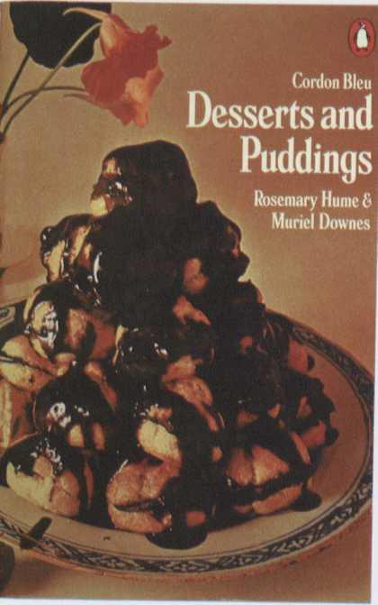 Penguin Books - Dessets and Puddings
