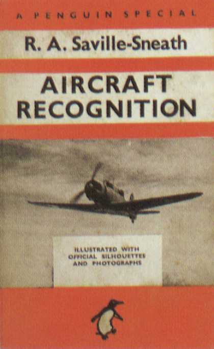 Penguin Books - Aircraft Recognition