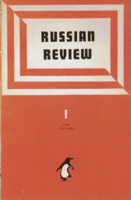 Penguin Books - Russian Review