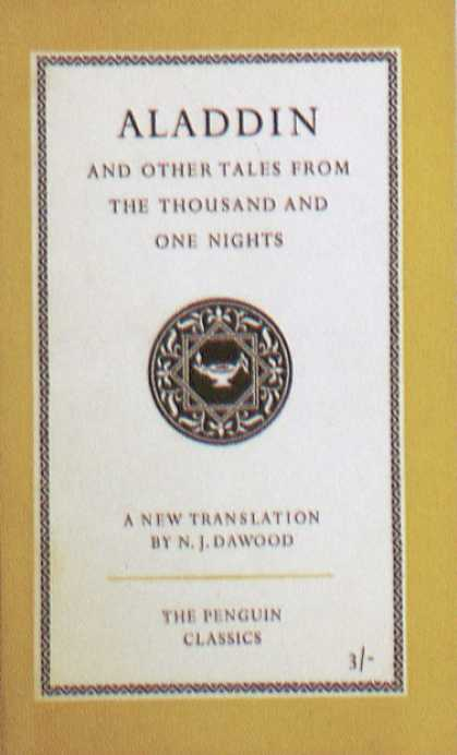 Penguin Books - Aladdin and Other Tales From the Thousand and One Nights