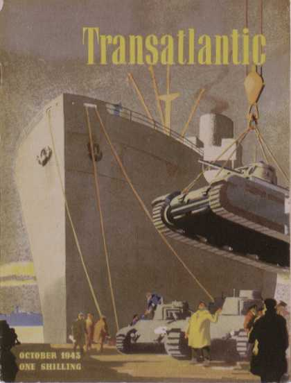 Penguin Books - Transatlantic