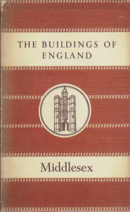 Penguin Books - The Buldings of England: Middlesex