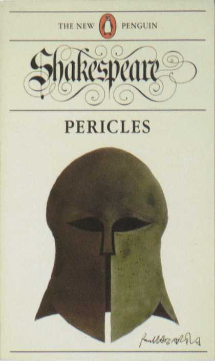 Penguin Books - Shakespeare: Pericles