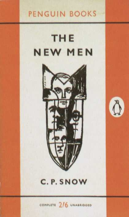 Penguin Books - The New Men