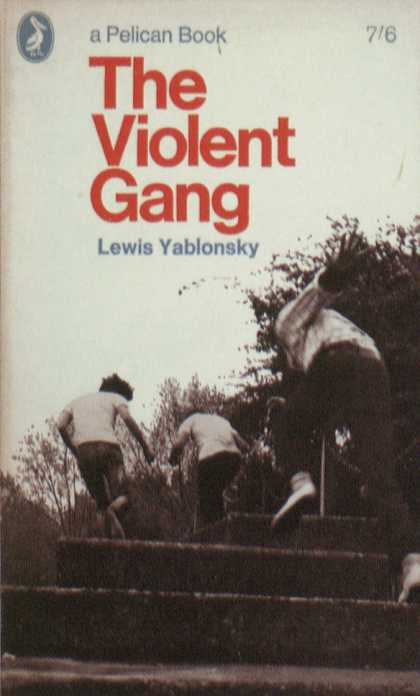 Penguin Books - The Violent Gang