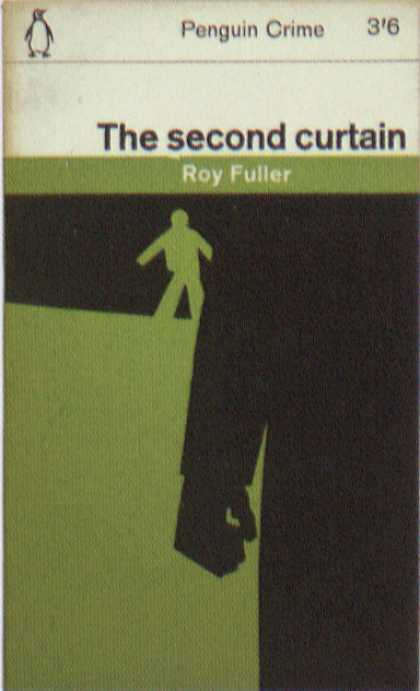 Penguin Books - The Second Curtain