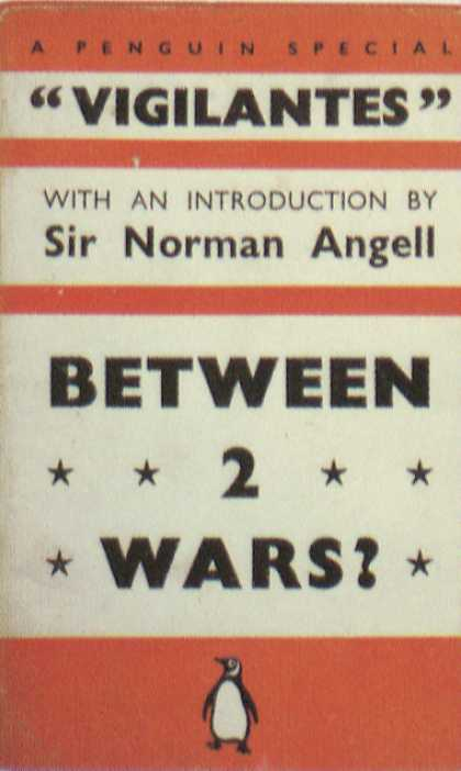 Penguin Books - Between 2 Wars?
