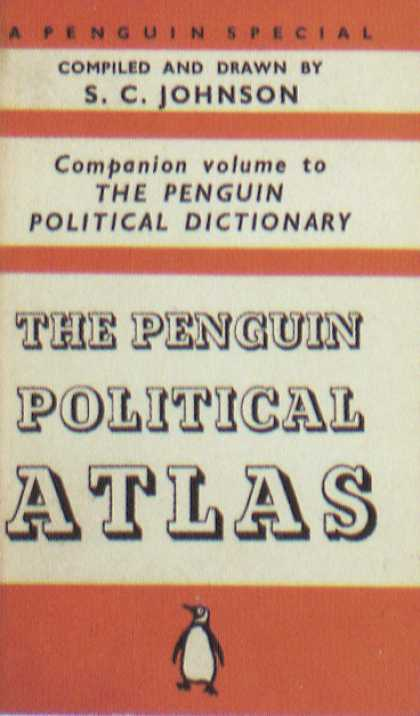 Penguin Books - The Penguin Political Atlas