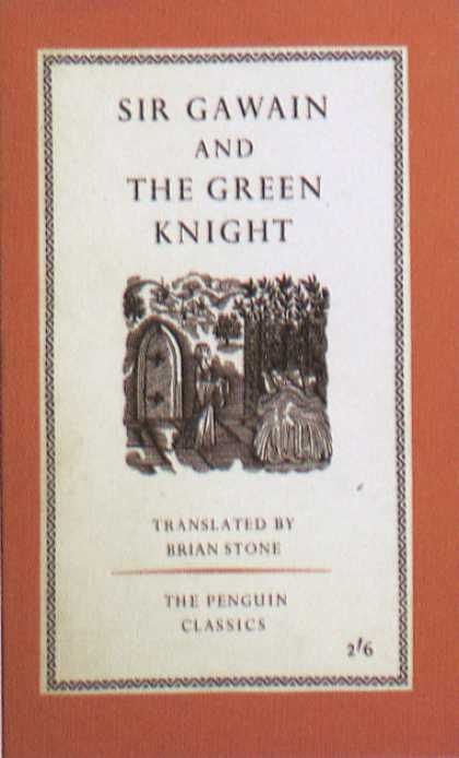 Penguin Books - Sir Gawain and the Green Knight