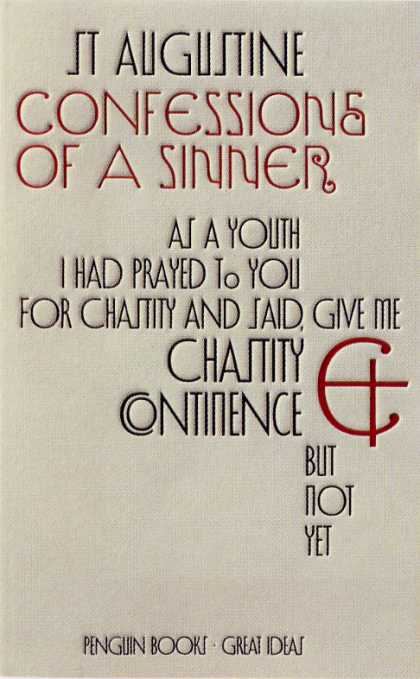 Penguin Books - Confessions of a Sinner