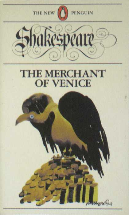 Penguin Books - The Merchant of Venice