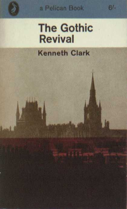 Penguin Books - The Gothic Revival
