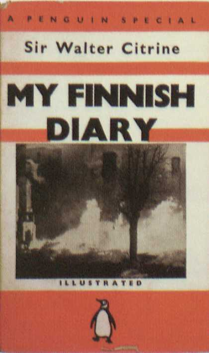 Penguin Books - My Finnish Diary