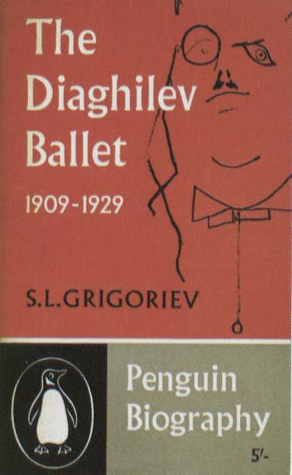 Penguin Books - The Diaghilev Ballet
