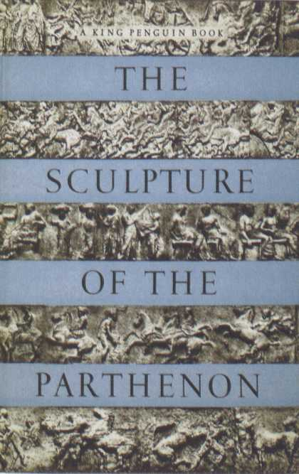 Penguin Books - The Sculpture of the Parthenon