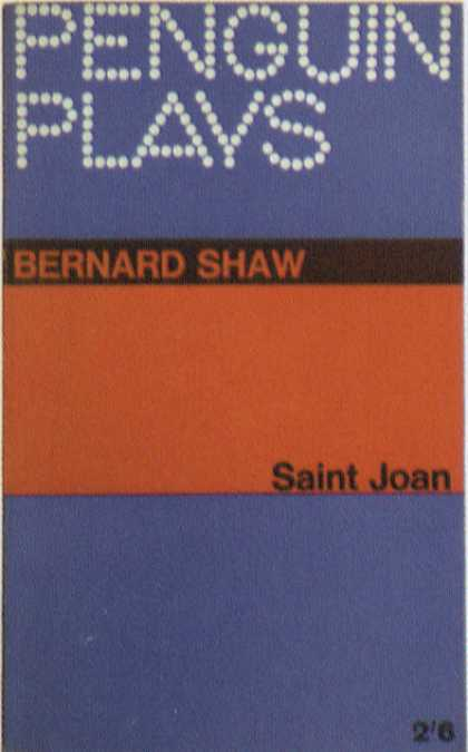 Penguin Books - Saint Joan